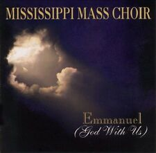 Mississippi Mass Choir - Emmanuel-God With Us - New Factory Sealed CD