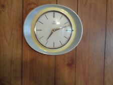 Junghans Made In Germany W 738 Hanging Kitchen Or Wall Clock