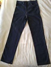 Men'S Hmp Leeds Armley Jail Prison Jeans w 32-33 l 35 made at Channings Wood Uk