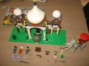 LEGO Adventurers Orient Expedition 7418 Scorpion Palace