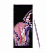 NEW Samsung Galaxy Note9 Note 9 SM-N960U - 128GB LAVENDER PURPLE (AT&T ONLY GSM)