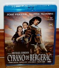 CYRANO DE BERGERAC BLU-RAY NUEVO PRECINTADO CINE CLASICO DRAMA (SIN ABRIR) R2