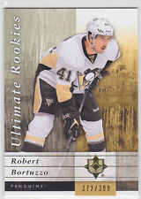 Robert Bortuzzo 2011 11/12 UD Ultimate rookies RC 372/399 Pittsburgh Penguins