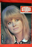 GABI NOVAK ON COVER 1969 VERY RARE EXYU MAGAZINE