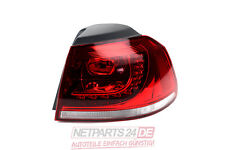 VW Golf VI Luz Trasera LED, Exterior Derecho, Lado Copitolo, 5K1 Sedán 10/08
