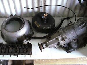 Rover P5 Borg Warner 35 auto box , bell housing and torque convertor