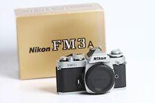 Nikon FM3A Gehäuse , Traumzustand