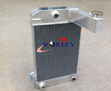 3 ROW ALUMINUM ALLOY RADIATOR TRIUMPH TR2/TR3/TR3A/TR3B MT MANUAL