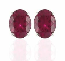 Butterfly Stud Ruby Fine Earrings