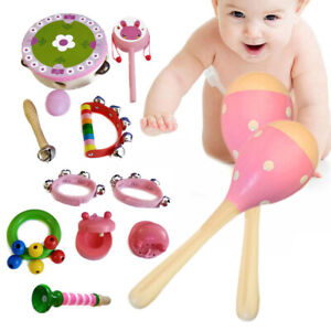 13Pcs/Set Toddler Musical Instruments Toys For Kids Children Toy Creative