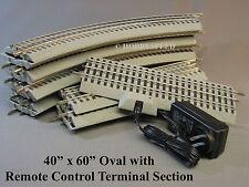 "LIONEL FASTRACK 40"" x 60"" REMOTE CONTROL TERMINAL & LIONCHIEF POWER SYSTEM NEW"
