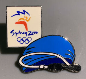 Collectors Pin SYDNEY 2000 OLYMPIC GAMES - Swimming