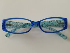 Unbranded Ilana Blue Women's Reading Glasses +1.25 51□17-137mm