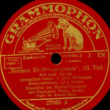 """""""BREMER STADTMUSIKANTEN"""" Teil 3 & 4; Kindertheater der Deutschen Welle  G3967"""