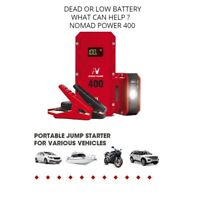 GYS 1000AMP BOOST CAR JUMP STARTER BATTERY BOOSTER LITHIUM CHARGER POWER BANK
