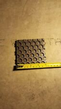 Graphite Plate: Honeycomb