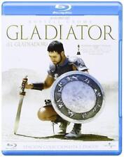 GLADIATOR BLU RAY EDICION 2 DISCOS COLECCIONISTA NUEVO ( SIN ABRIR ) CINE Y EXT