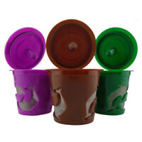 Refillable Reusable For K Carafe Coffee Filter Pod For Keurig 2.0/1.0/Mini