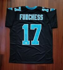 Devin Funchess Autographed Signed Jersey Carolina Panthers JSA