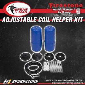 Airbag Man 75mm Raised Air Suspension Coil Helper Kit for NISSAN PATROL GQ GU