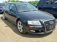 Engine 4.2L VIN V 5th Digit Fits 08-10 AUDI A8 255217