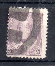 Canada KEVII 1903-12 50c Dp violet used #187 WS12356