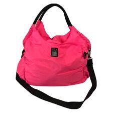 Victoria's Secret VSX  Pink Dual Handles Long Strap Yoga Mat Fitness Gym Bag