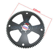 75 Tooth #35 Rear Chain Sprocket For Coleman Moto Motovox Mini Bike