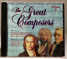 The Great Composers, Vol. 2 (CD, Jan-2001, Legacy)