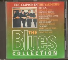 Eric Clapton & The YARDBIRDS Blues Collection CD Still I'm Sad FOR YOUR LOVE ao