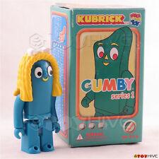 Kubrick Gumby - Goo figure with box made by Medicom Toy