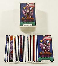 Lot of (6) Caring Psychic Family Tarot Card Full Decks (22) Nm/Mt