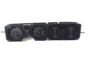 1982-1984 pontiac firebird speedometer w trip & tach gauge cluster head panel OE