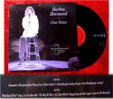 LP Barbra Streisand: One Voice (Live)
