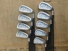 Dunlop EQUATION PLUS 3-PW+SW Iron Set ⛳ HST Graphite Mid-Firm