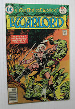 The Warlord #3 (DC 11/76) VF/NM  Mike Grell-a. Nice!!