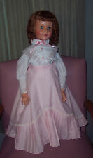 Vintage Old 50's Sweet Sue? Strung Playpal Type Extra Joints Beautiful Dress HTF
