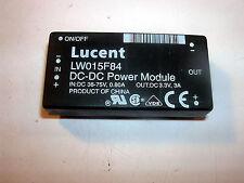 Lucent LW015S11R09-61 15W DC/DC Converter 36-75V to 11V/1.3A