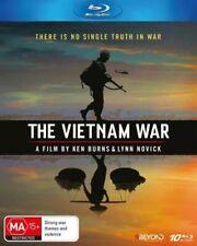 & - The Vietnam War a Film by Ken Burns Blu-ray 10 Disc Set Aus R4