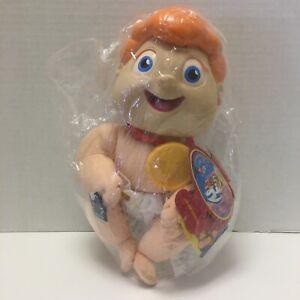 """Disney Hercules - Baby Hercules 14"""" Plush Doll - Applause"""