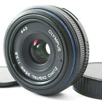 NearMint Olympus Zuiko Digital 25mm f/2.8 Lens for Four Thirds Mount from Japan