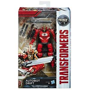 Transformers The Last Knight Premier Edition Deluxe Class Autobot Drift