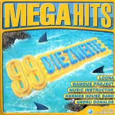 Mega Hits 99 Die Zweite 2CD:SPIKE,CHEMICAL BROTHERS,ATB,LOONA,ANDRU DONALDS,O.P