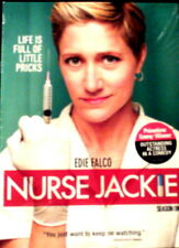 NURSE JACKIE The COMPLETE SEASON ONE All 12 Episodes + Special Features SEALED