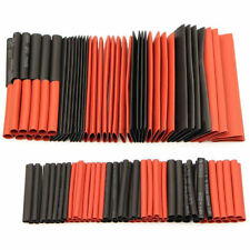 127PCS 2:1 Heat Shrink Tubing Wire Cable Sleeving Wrap Electrical Connection Set