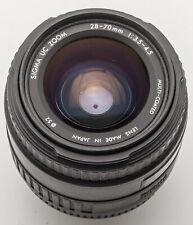 Sigma UC Zoom 28-70mm 28-70 mm 1:3.5-4.5 3.5-4.5 - Nikon analog