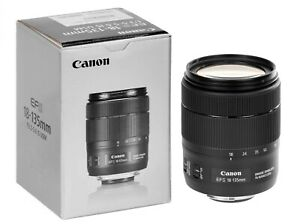 Canon EF-S 18-135mm f/3.5-5.6 IS Nano USM. 2 Years Warranty
