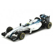 S3143 Spark 1/43: Williams-Mercedes FW36 n.19 2nd Abu Dhabi GP 2014 Felipe Massa