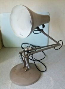 VINTAGE ANGLEPOISE CO TABLE LAMP- NEEDS REWIRED / RESTORED