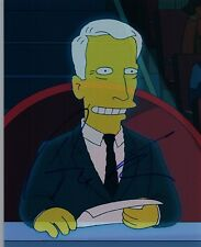 Anderson Cooper Signed Autographed 8x10 Photo CNN THE SIMPSONS Pose COA